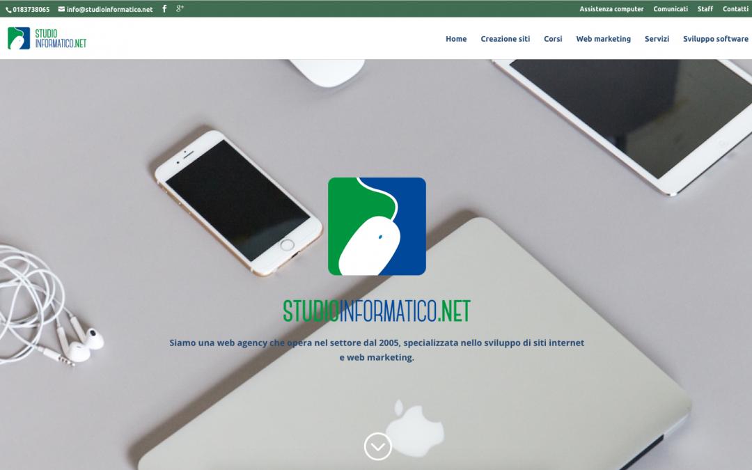 Studio Informatico: come eravamo? Dai primi siti internet realizzati a oggi